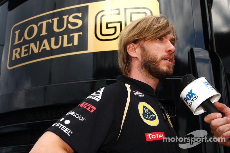 Heidfeld 'can imagine' life after Formula One