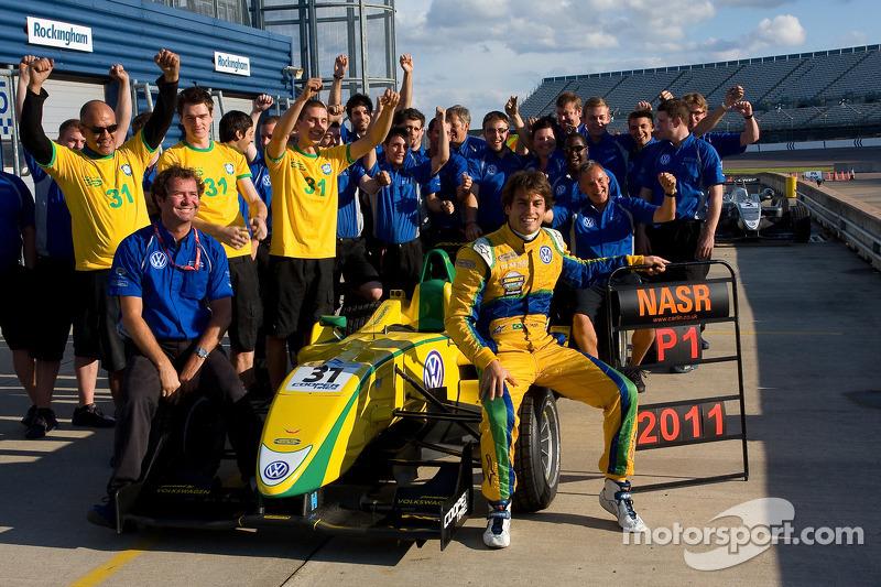 BF3 champion Felipe Nasr to test Action Express DP