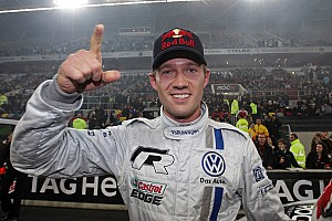 WRC Volkswagen rally star Ogier is Champion of Champions