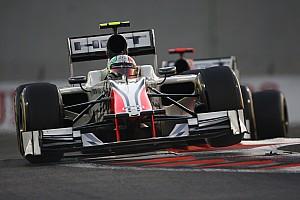 Formula 1 HRT denies Caterham designing 2012 car