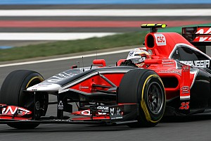 Formula 1 Friday role 'not the priority' as d'Ambrosio eyes 2012