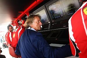 Formula 1 Montezemolo says 'no' to Italian presidency reports