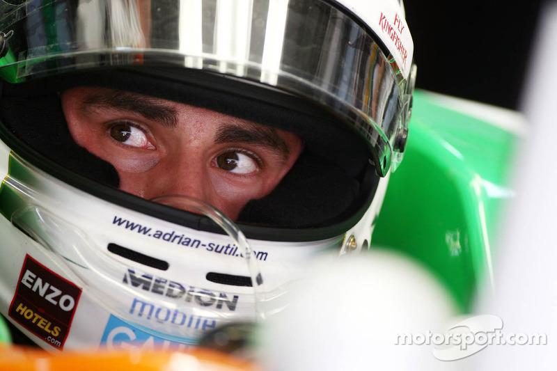 Sutil denies Ferrari talks