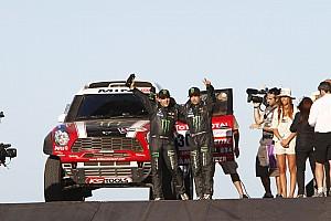 Dakar Series Stage 1 report