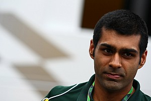 Formula 1 Chandhok to be paid in 2012 'for a change'