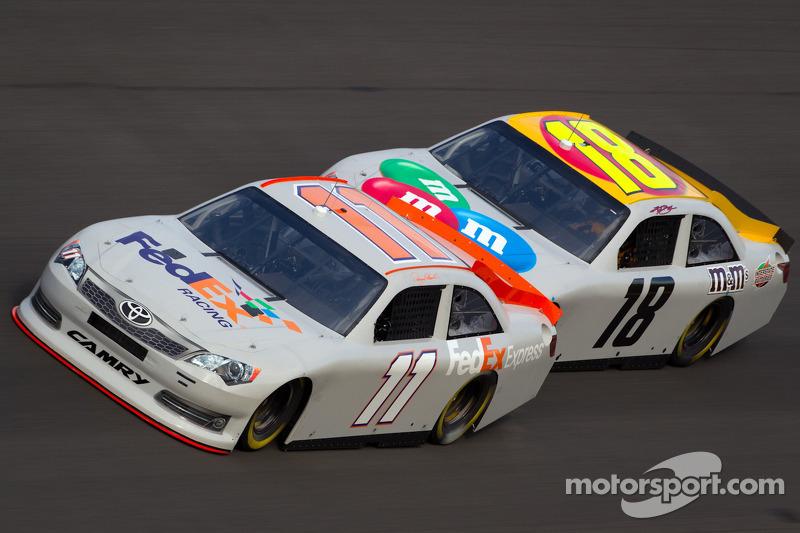 Toyota Daytona pre-season teleconference: Hamlin and Grubb