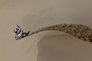 Dakar MRW KTM stage 10 report