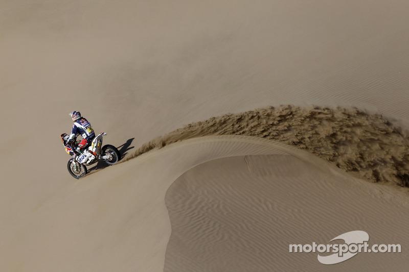 MRW KTM stage 10 report
