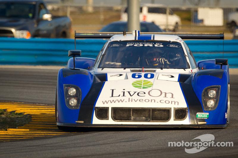 Justin Wilson looking forward to Daytona 24H