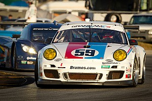 Grand-Am Porsche Motorsport Daytona 24H hour 18 report
