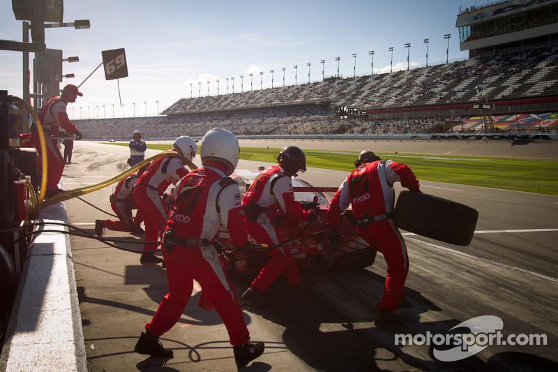 AIM Autosport Daytona 24H race report