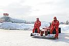 F1 world still busy on winter Sunday