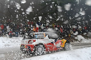 WRC Citroën look for Rally Sweden domination