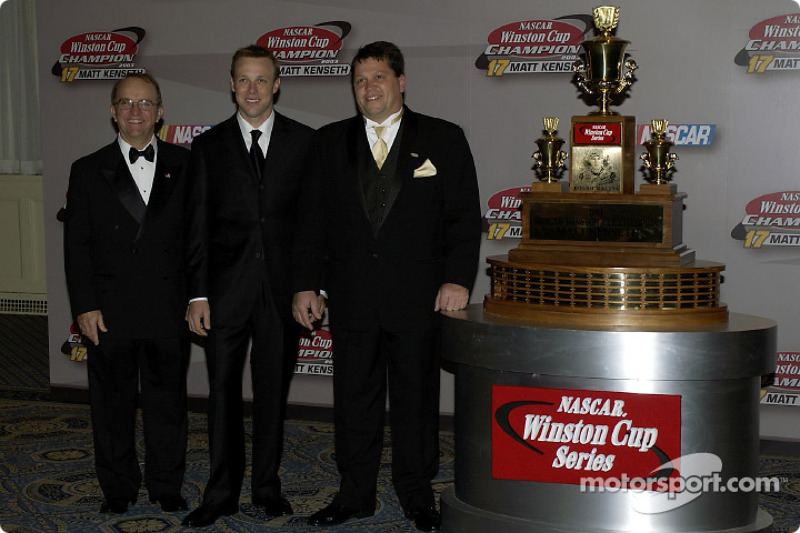 Roush Fenway Racing top winning moment