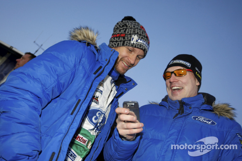 Latvala sets fastest time in Rally Sweden Qualifying Stage