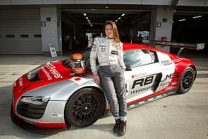 Super GT Breaking news Big in Japan: Cyndie Allemann to race with Hitotsuyama Racing in the Super GT Series in 2012