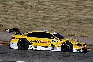 DTM BMW completes Estoril test