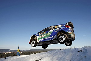 WRC Latvala notches victory in Rally Sweden to hand Ford 50th win