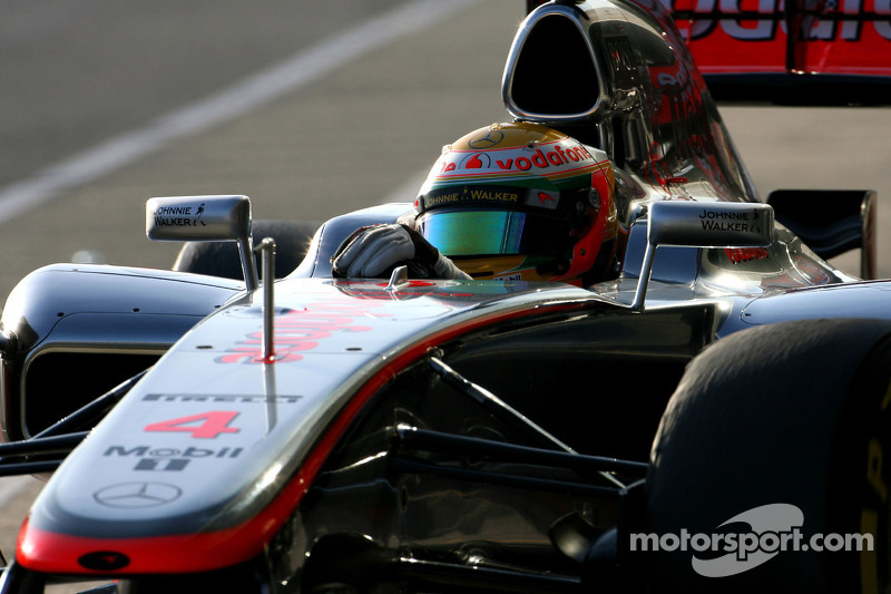 Hamilton 'disappointed' with 2012 McLaren - reports