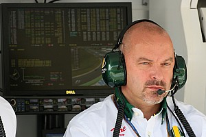 Formula 1 Gascoyne to attend 'most' races in new Caterham role