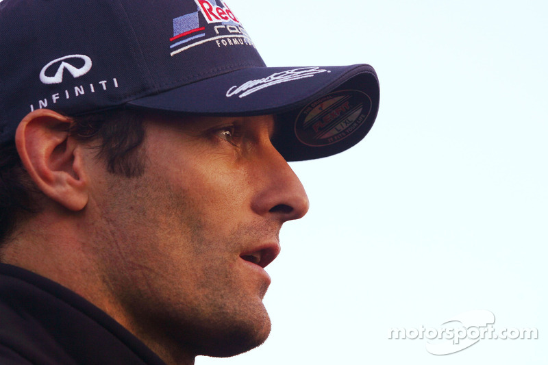 Top team or nothing for 2013 warns Webber