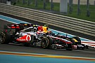 Red Bull and McLaren lead 2012 field - Sauber
