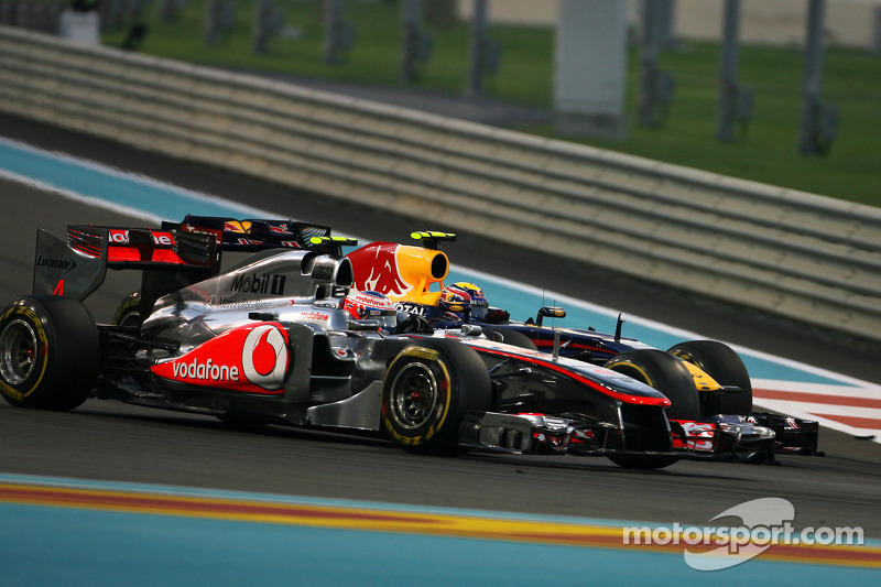 Red Bull and McLaren lead 2012 field - Sauber