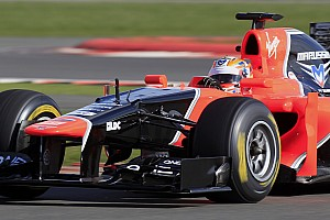Formula 1 Marussia to race after passing FIA crash test