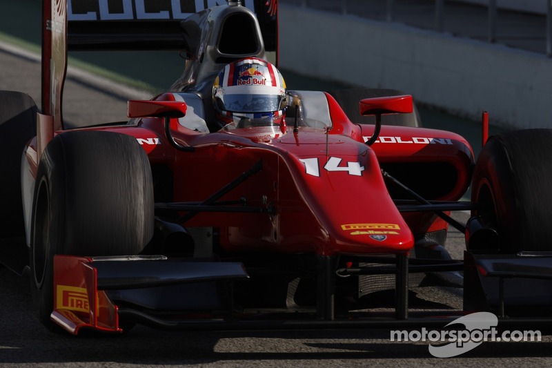 Scuderia Coloni Barcelona test summary