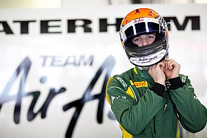 Formula 1 Caterham confirm Alexander Rossi as official test driver