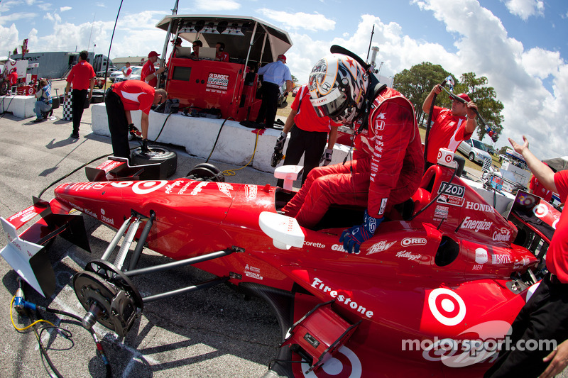 Series final Sebring Open Test report