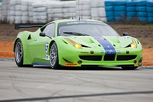 WEC Krohn Racing ready for 2012 season starting at Sebring