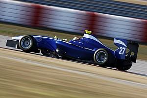 GP3 Pirelli Barcelona test summary