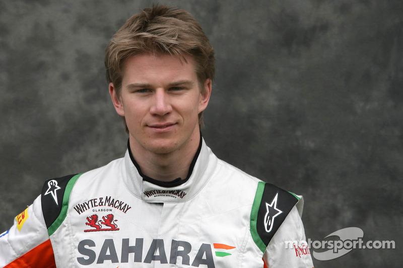 Force India Australian GP - Melbourne Friday practice report