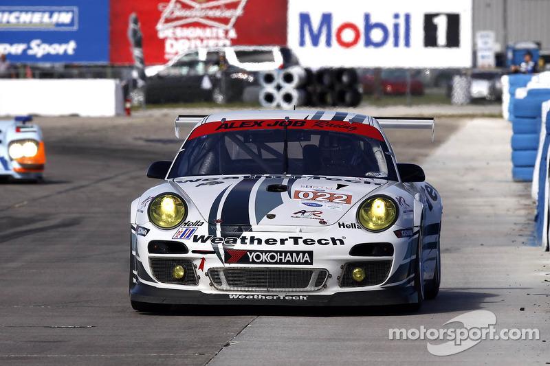 Alex Job Racing No. 22 Sebring qualifying report
