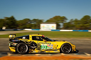 ALMS Corvette Racing Sebring race report