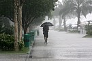 Webber 'wary' of late rain in Malaysia
