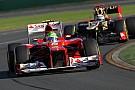 "Ferrari Malaysian GP -  Massa: ""start again from zero"""