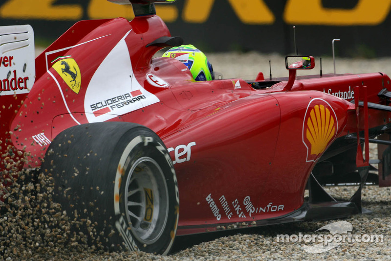 Ferrari to race 'new car' in Bahrain - report