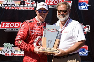 IndyCar Chip Ganassi Racing St. Pete race report