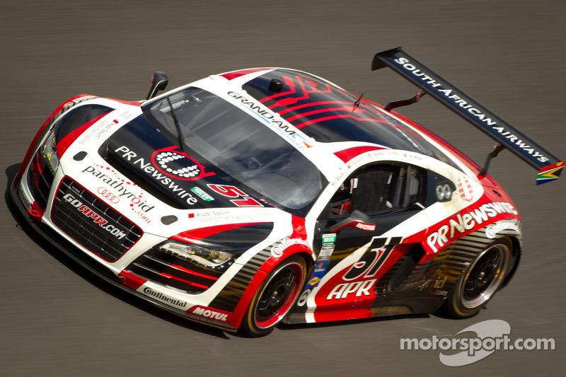 APR Motorsport has home track advantage at Birmingham