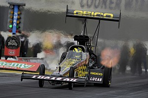 NHRA Morgan Lucas looks for more success at Las Vegas