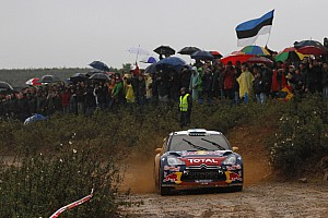 WRC Safety reasons cancel most of day 2 in Portugal, Hirvonen leads