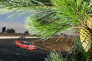 Supercars TeamVodafone Tasmania race 1 report