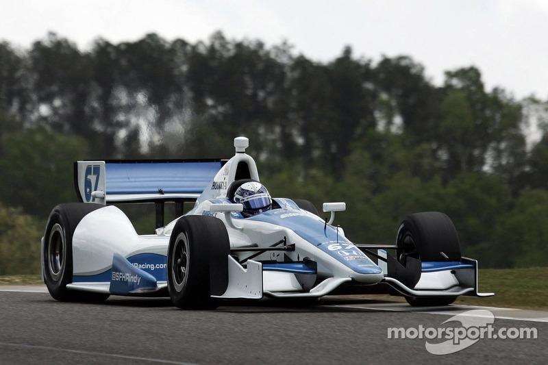 Sarah Fisher Racing Birmingham race report