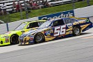 Truex and other Toyota drivers reflect on Martinsville race