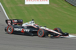 IndyCar Series Birmingham race report