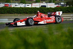 IndyCar Chip Ganassi Racing Birmingham race report