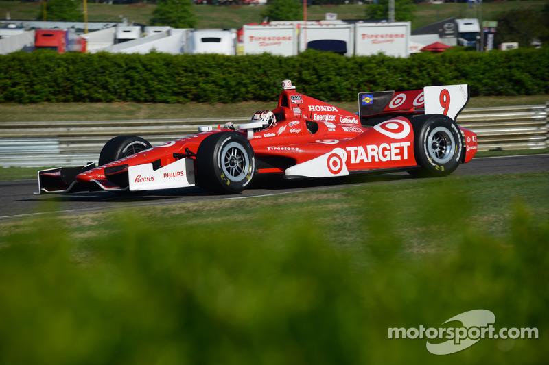 Chip Ganassi Racing Birmingham race report