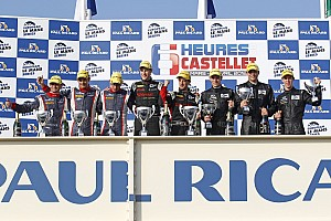 European Le Mans Nissan powers teams to 1-2 at Paul Ricard